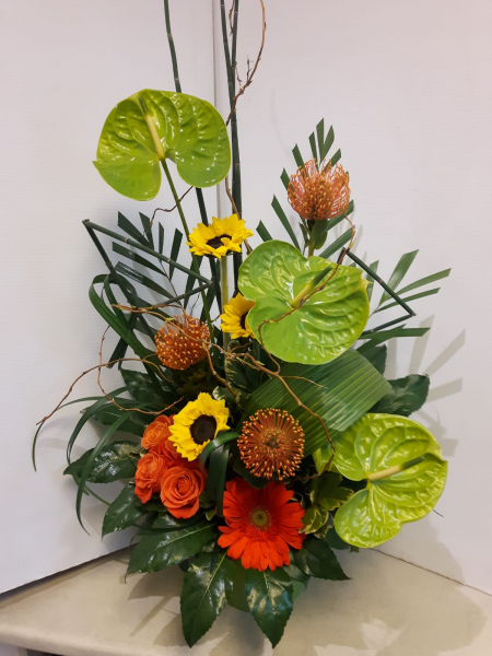 flowers for birthday - AN04 CD $84