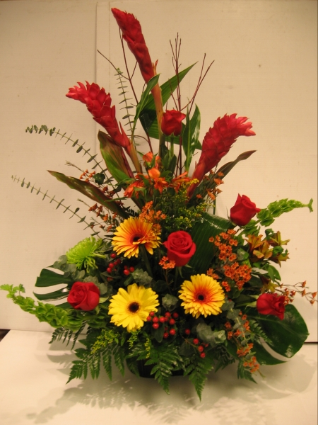 flowers for birthday - AN07 CD $164