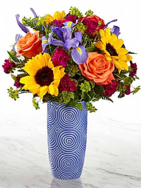 flowers for birthday - AN10 CD $96