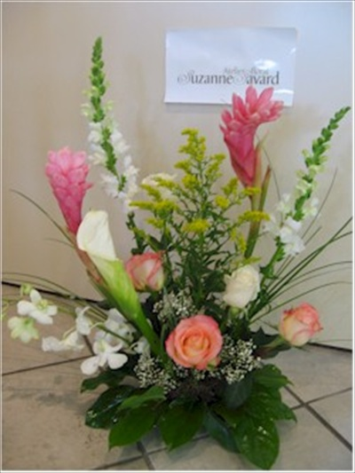 arrangements floraux - ARF05 89$ CAN