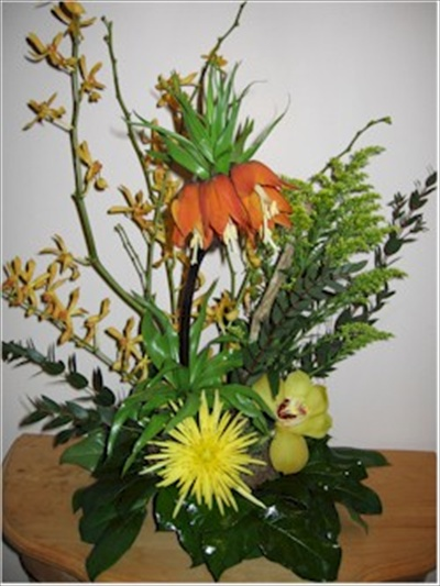 arrangements floraux - ARF09 72$ CAN