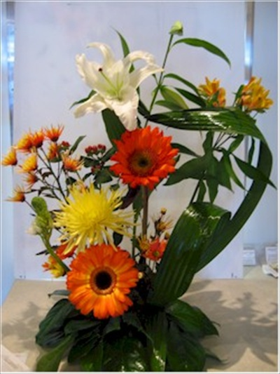 arrangements floraux - ARF11 66$ CAN