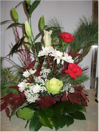 arrangements floraux - ARF12 63$ CAN