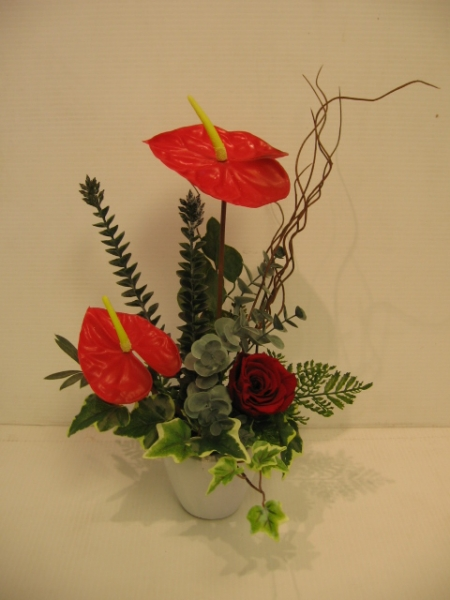 Montreal flowers laval flowers dry silk flowers silk flower arrangement art03 cd 44 mightylinksfo