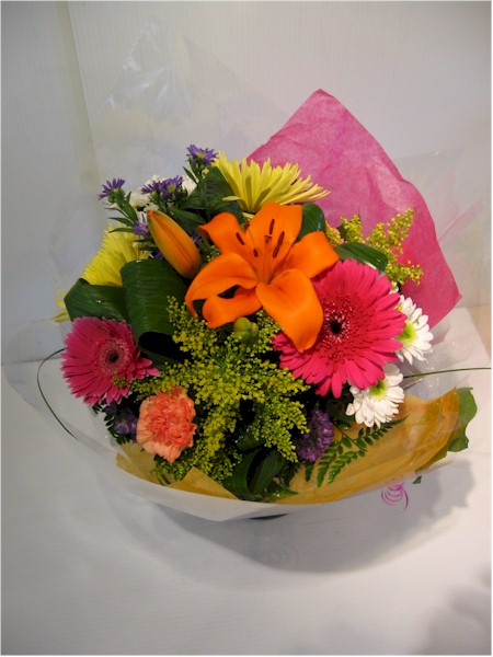 bouquet lié - BL03 79$ CAN