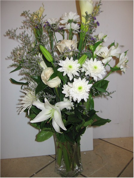 bouquet lié - BL07 90$ CAN