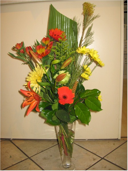 bouquet lié - BL09 67$ CAN
