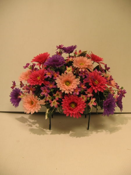 Montreal flowers laval flowers dry flowers cemetary saddle headstone floral saddle ep01 cd 112 mightylinksfo