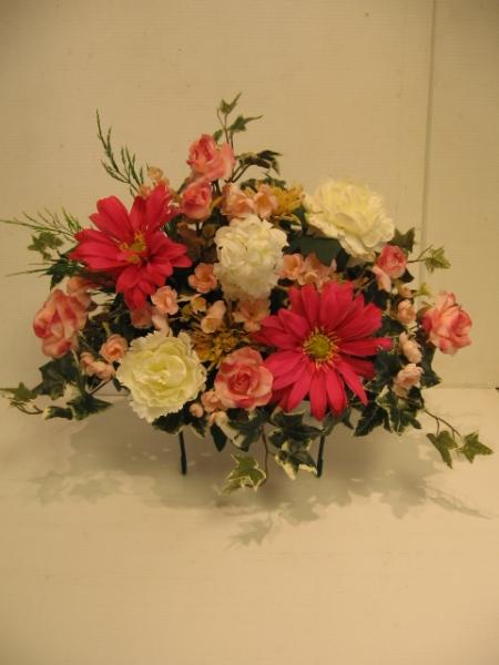 Fleuriste montr al laval couvre pitaphes for Commande fleurs en ligne