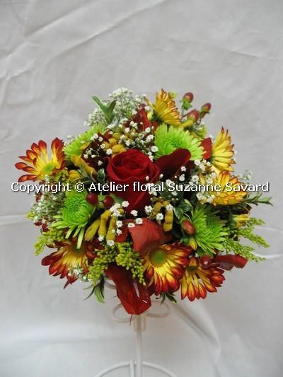 Custom Made Funeral Flower Design