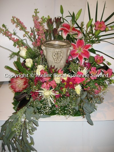 Florist Urn Flowers Flowers For Funeral Urn