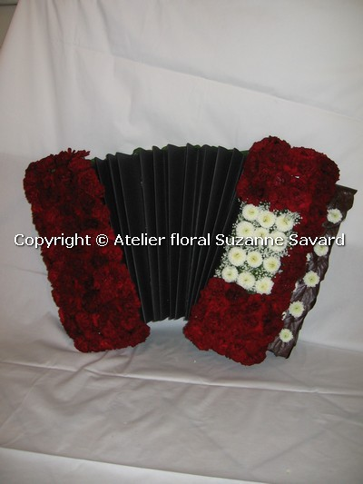 custom funeral flowers - FN1268 CD $0