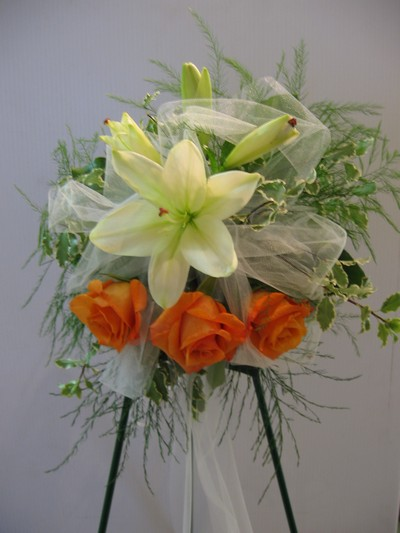 wedding flowers - MR38 CD $59