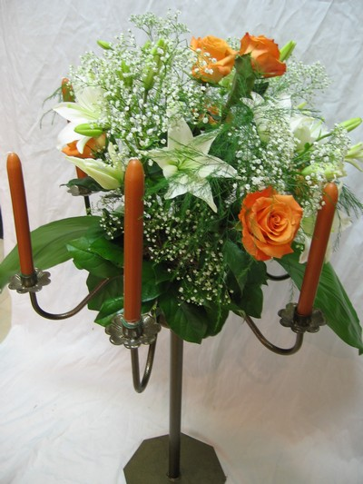 wedding flowers - MR40 CD $111
