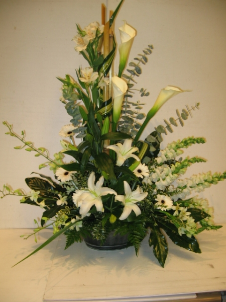 wedding flowers - MR46 CD $154