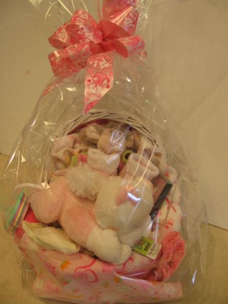baby basket - PB06 CD $104